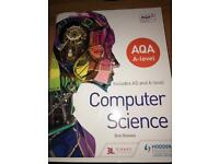 AQA COMPUTER SCIENCE A LEVEL/AS BRAND NEW