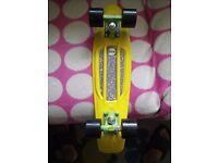 Custom Penny board very nice condition hardley used