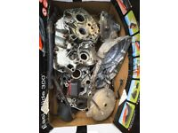Used Yamaha XZ550 parts