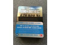 Band of brothers blu Ray 6 disc box set