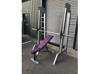 Nytram smith counter balanced smith machine with nytram bench Commercial Gym equipment