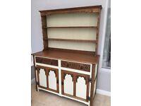 Beautiful Oak Welsh Dresser
