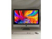 "Apple iMac 27"" 5K | 3.6GHz 8-Core i9 40GB RAM 512GB SSD Pro Vega 8GB GPU + AppleCare"