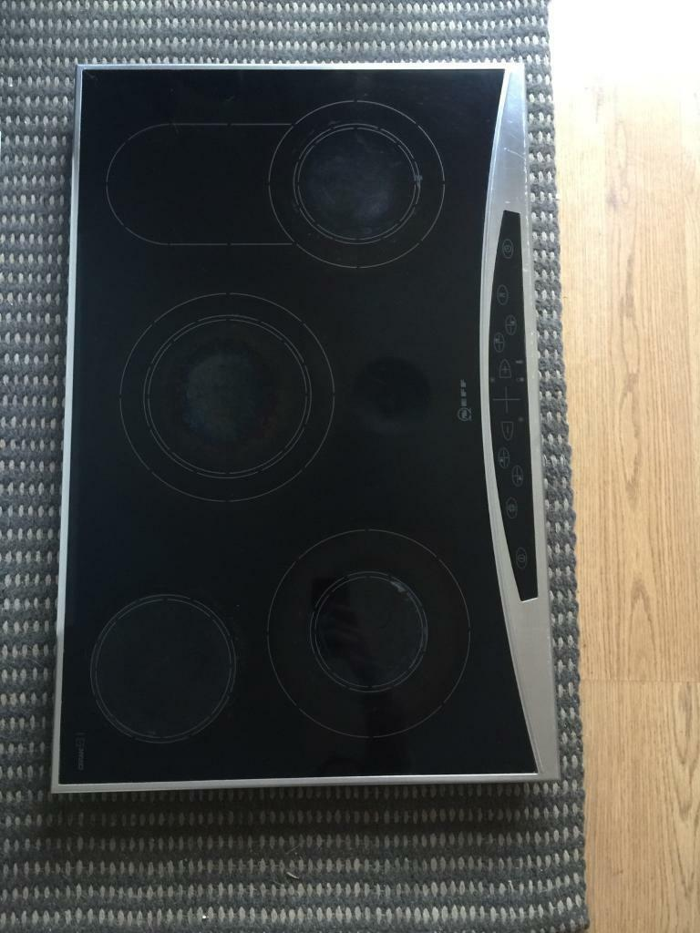 Neff 5 burner ceramic hob