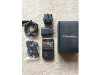 Graphite Grey Blackberry curve 9300