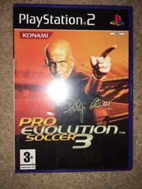 Pro Evolution Soccer3 - Playstation 2