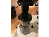 Juicer only used few times almost new!