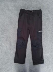 Regatta Soft Shell Trousers 5-6yrs