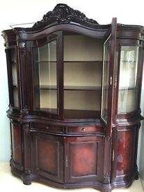 Stunning Vintage Kitchen cupboards / wardrobe