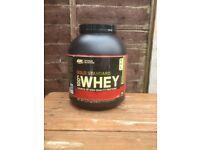 Optimum nutrition gold standard 100% whey 2.7kg