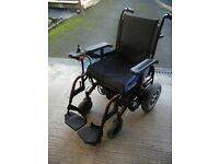 Electric Wheelchair - Roma Medical P200 Marbella