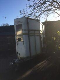 Bateson horse trailer