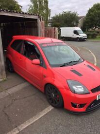 FORD FIESTA ST MK6 MODIFIED
