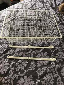 Ikea wire basket pax kompliment x4