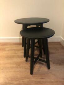 Set of two tables IKEA KRAGSTA