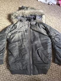 Boohoo bomber jacket - brand new!!