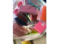 iPhone 5 & 6 job lot phone cases