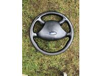 Ford Focus steering wheel and airbag1998-2004