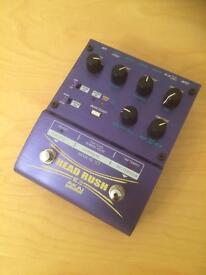 Akai Head Rush E2 tape delay/loop pedal