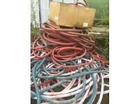 Large Quantity of hose pipe
