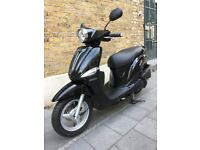 Nearly New 2015 Yamaha Delight 115cc £1100