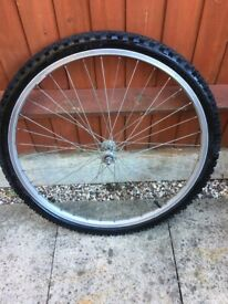 Jalco 26 inch Bicycle Aluminum Front Wheel Mountain Bike MTB