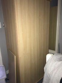Ikea sliding door wardobe