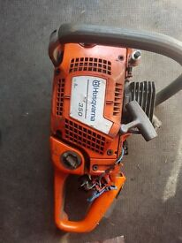 Stihl blower and husqvarna 350 chainsaw spares or repair