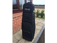 PING GOLF TRAVEL BAG - only used once!!