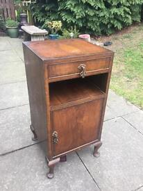 Small Antique Wooden Drawers