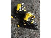 Roller Skates size 13-3 adjustable