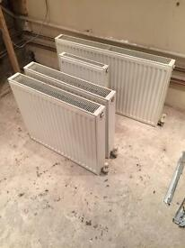 Stelrad k2 double and single convector radiator