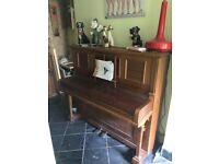 Traditional Piano - £30 Ono