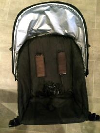 Uppababy Vista 2014 rumble seat