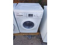 BOSCH WASHER DRYER, DIGITAL DISPLAY, EXCELLENT CONDITION, 4 MONTH WARRANTY, FREE LOCAL DELIVERY