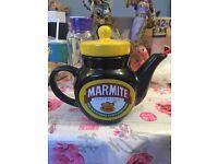 Vintage Marmite Tea Pot