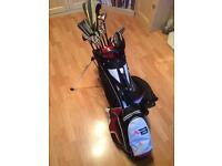 Quality Golf Set -Callaway Nike Taylormade Odyssey