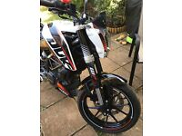 KTM Duke 200 ABS (2014) ***reduced***
