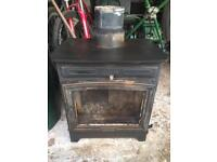 Aarrow wood burner