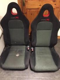 Honda Civic type R seats ep3
