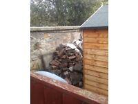 Free garden rubble