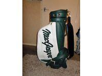 MacGregor Tourney VIP Golf Bag