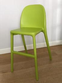 Chester+++IKEA+URBAN+++child+++toddler+++ GREEN junior HIGHCHAIR +++
