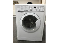 Washer Dryer - Indesit IWDC6105 All-in-One - White