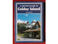 Vintage 1970s Visitor's Guide to Caldey Island (near Tenby) by Alan Shepherd