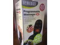 Back massager with heat - Homedics