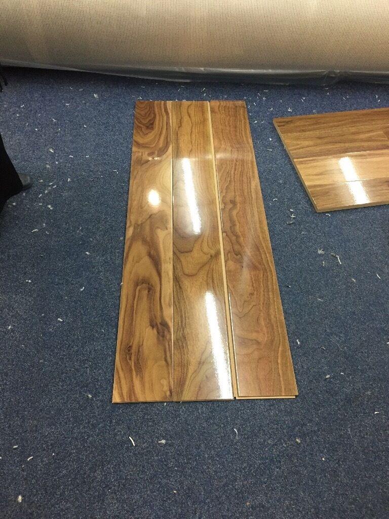 Kiandl High Gloss Laminate Flooring