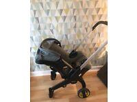 DOONA baby fold down car seat/ stroller