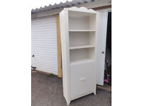 IKEA HENSVIK white bookself storage unit bookcase DELIVERED