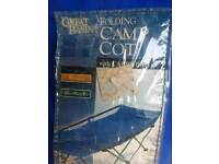 FOLDING BED - CAMP COT